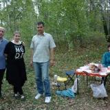 Эдуард, Настя, Андрей и Таня