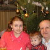Болковые - Настя, Эдуард и Миша
