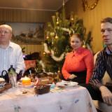 Эдуард, Настя, Андрей