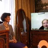 Две Тани: Бичукина (Москва) и Зорина (Харабали, Астраханская обл.)