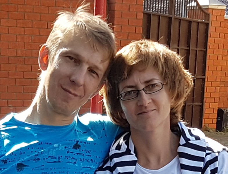 Бичукин Андрей и Бичукина Таня