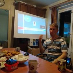 Проповедует Бичукин Андрей
