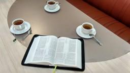 Чай после крещения