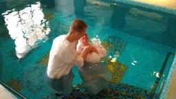 По вере твоей крещу тебя!
